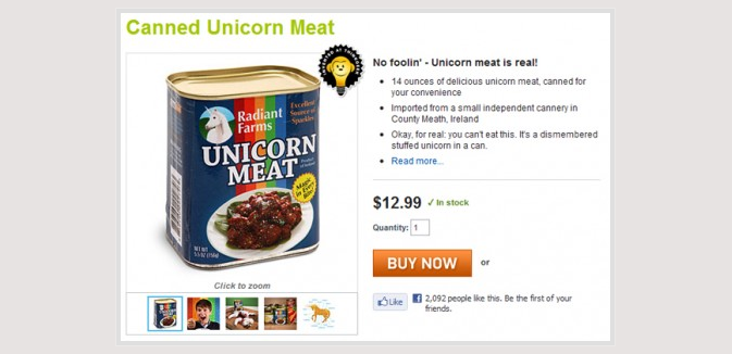 Unicornmeat